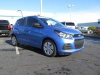 Come see this 2016 Chevrolet Spark LS. Its Automatic