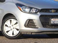 Options:  2016 Chevrolet Spark Ls|31/41 City/Highway