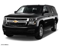 This 2016 Chevrolet Suburban LS 1500 is a real winner