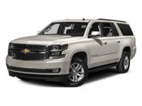 Look at this 2016 Chevrolet Suburban LT. Its Automatic