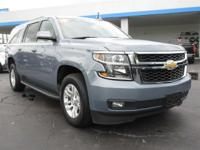 Come see this 2016 Chevrolet Suburban LT. Its Automatic