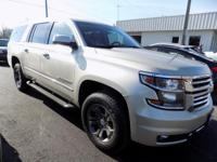 CARFAX One-Owner. Silver Metallic 2016 Chevrolet