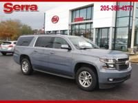 Gray 2016 Chevrolet Suburban LT 4WD 6-Speed Automatic