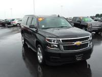 Black 2016 Chevrolet Suburban LT 4WD 6-Speed Automatic