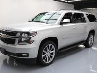 This awesome 2016 Chevrolet Suburban 4x4 comes loaded