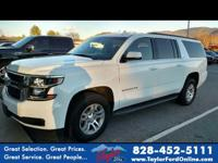 Options:  2016 Chevrolet Suburban Lt 1500|4X4 Lt 1500