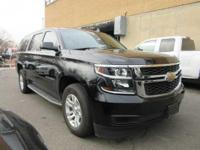 This certified pre-owned 2016 Suburban LT features