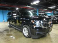 EXTREMELY CLEAN!! BLACK ON BLACK SPACIOUS SUV!