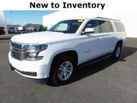 Suburban... LT... 4WD... 5.3 V8... 6-Speed Automatic...
