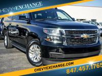 Options:  2016 Chevrolet Suburban