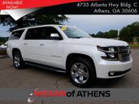 Check out this 2016 Chevrolet Suburban LTZ. Its