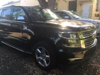 One-Owner Black Beauty LTZ !!!. Suburban 1500 LTZ,