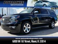 Black, Leather, 2016 Chevrolet SuburbanLTZ, 151
