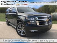 Options:  2016 Chevrolet Suburban Ltz|Green Envy