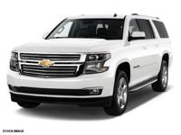 2016 Chevrolet Suburban 1500, **CERTIFIED PRE-OWNED**,