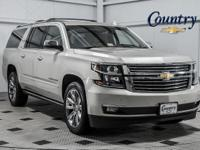Suburban... LTZ... 5.3 V8... 4WD... Leather... Heated