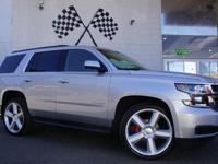 Options:  2016 Chevrolet Tahoe Ls 4X2 4Dr Suv|Silver