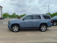 Certified. CARFAX One-Owner. 2016 Chevrolet Tahoe Gray