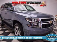 Options:  2016 Chevrolet Tahoe Lt|Miles: 42552Color: