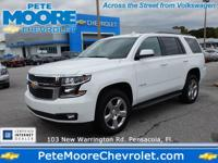 This outstanding example of a 2016 Chevrolet Tahoe LT