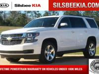 This 2016 Chevrolet Tahoe, stock#  SK1245, has only