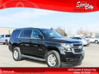Just Reduced! Tahoe LT, 6-Speed Automatic Electronic