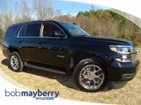 Priced below Market!* This 2016 Chevrolet Tahoe LT