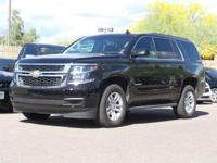 CARFAX One-Owner.  2016 Chevrolet Tahoe LT 16/23mpg