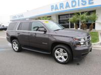 Options:  2016 Chevrolet Tahoe 2Wd 4Dr Lt|Navigation