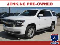 New Arrival! This 2016 Chevrolet Tahoe LT will sell