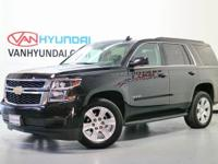 New Price!  2016 Chevrolet Tahoe  CARFAX One-Owner.