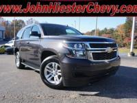 Options:  2016 Chevrolet Tahoe Lt|Gray|Carfax