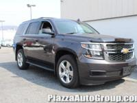CARFAX One-Owner. Clean CARFAX. 2016 Chevrolet Tahoe LT