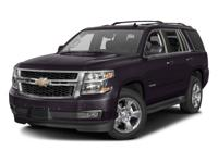 Check out this 2016 Chevrolet Tahoe LT. Its Automatic
