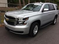 Just Reduced! This 2016 Chevrolet Tahoe in Silver Ice