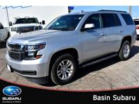 Introducing the 2016 Chevrolet Tahoe! Feature-packed