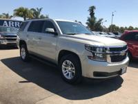 Options:  2016 Chevrolet Tahoe 4Wd 4Dr Lt