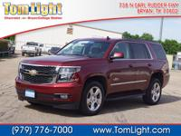 This 2016 Chevrolet Tahoe LT is a great option for