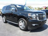 Come see this 2016 Chevrolet Tahoe LTZ. Its Automatic