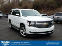 Options:  2016 Chevrolet Tahoe Ltz|Summit