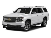 Options:  2016 Chevrolet Tahoe Ltz|Black/|V8 5.3L
