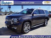 Options:  2016 Chevrolet Tahoe Ltz Ltz 4X2 Ltz 4Dr