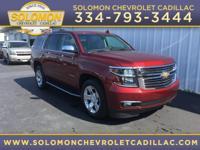 Options:  2016 Chevrolet Tahoe Ltz|2016 Chevrolet Tahoe