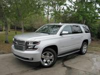 Options:  2016 Chevrolet Tahoe Ltz|This 2016 Chevrolet