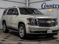 Tahoe... LTZ... 4WD... 5.3 V8... Leather... Heated and