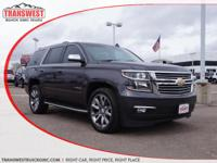 Options:  2016 Chevrolet Tahoe Ltz|Black|Black
