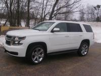 Introducing the 2016 Chevrolet Tahoe! It delivers an