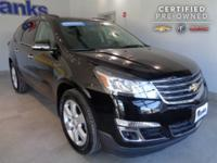 CARFAX One-Owner. ***CERTIFIED***, 7-Passenger Seating