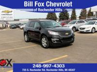 New Price! 2016 Chevrolet Certified. Traverse Mosaic