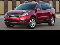 2016 Chevrolet Traverse LS! Featuring a 3.6L V6 and